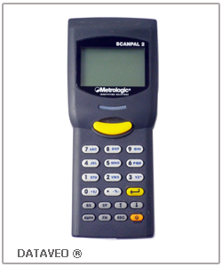 Honeywell Metrologic Scanpal2